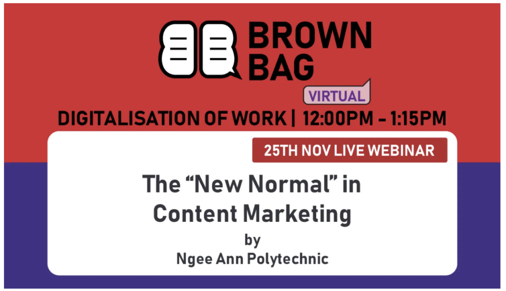 """The """"New Normal"""" in Content Marketing"""